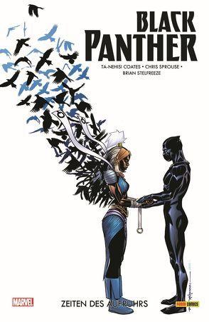 Black Panther von Coates,  Ta-Nehisi, Kronsbein,  Bernd, Poggi,  Roberto, Sprouse,  Chris, Stelfreeze,  Brian, Story,  Karl, Sudzuka,  Goran, Wong,  Walden