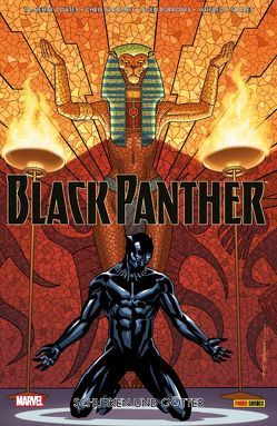 Black Panther von Althoff,  Gerlinde, Burrows,  Jacen, Coates,  Ta-Nehisi, Gorham,  Adam, Sprouse,  Chris, Torres,  Wilfredo
