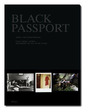 Black Passport. Journal eines Kriegsfotografen von Greene,  Stanley, van der Heijden,  Teun