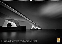 Black-Schwarz-Noir 2019 (Wandkalender 2019 DIN A2 quer) von Gottschalk,  Lichtformwerk/Arnd