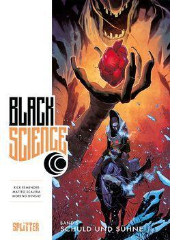 Black Science. Band 5 von Dinisio,  Moreno, Remender,  Rick, Scalero ,  Matteo