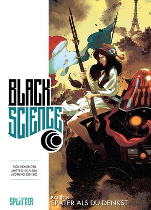 Black Science. Band 8 von Remender,  Rick, Scalera,  Matteo