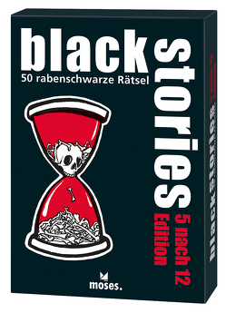 black stories 5 nach 12 Edition von Bösch,  Holger, Skopnik,  Bernhard