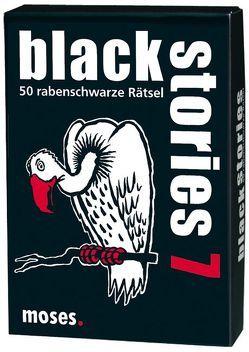 black stories 7 von Bösch,  Holger, Skopnik,  Bernhard
