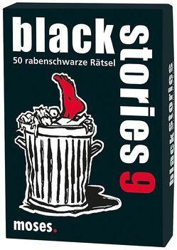 black stories 9 von Bösch,  Holger, Skopnik,  Bernhard