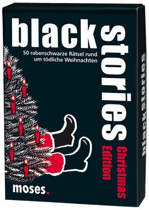 black stories – Christmas Edition von Harder,  Corinna, Schumacher,  Jens, Skopnik,  Bernhard