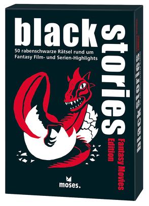 black stories – Fantasy Movies Edition von Kollars,  Helmut, Vogel,  Elke