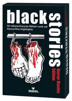 black stories – Horror Movies Edition von Harder,  Corinna, Schumacher,  Jens, Skopnik,  Bernhard