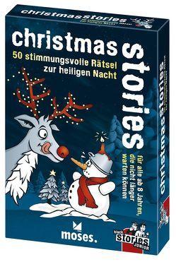 black stories Junior – christmas stories von Köhrsen,  Andrea