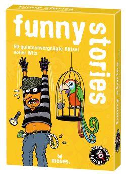 black stories junior – funny stories von Harder,  Corinna, Kollars,  Helmut