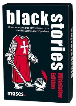black stories – Mittelalter Edition von Harder,  Corinna, Schumacher,  Jens, Skopnik,  Bernhard