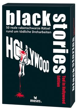 black stories – Tod in Hollywood von Berger,  Nicola, Skopnik,  Bernhard