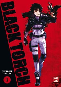 Black Torch 01 von Tsuyoshi,  Takaki
