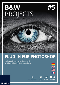 BLACK & WHITE projects #5 Plug-In für Photoshop (Win & Mac)