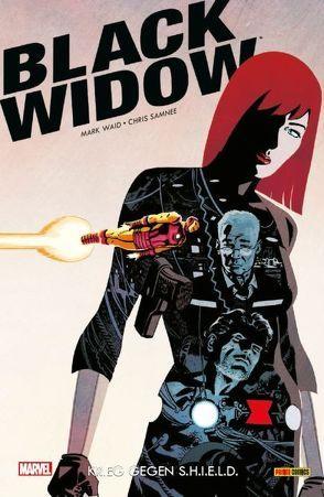 Black Widow von Hidalgo,  Carolin, Samnee,  Chris, Waid,  Mark