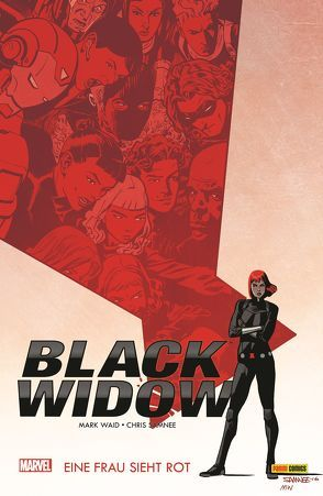 Black Widow von Hildago,  Carolin, Samnee,  Chris, Waid,  Mark