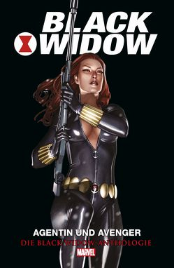 Black Widow Anthologie von Diverse