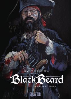 Blackbeard. Band 1 von Delitte,  Jean-Yves