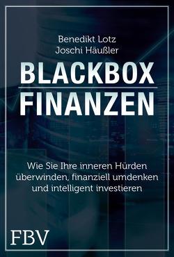 Blackbox Finanzen von Häußler,  Joschi, Lotz,  Benedikt