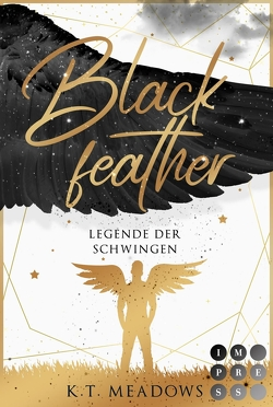 Blackfeather (Legende der Schwingen 2) von Meadows,  K.T.