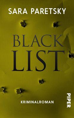 Blacklist von Paretsky,  Sara, Schmidt,  Sybille