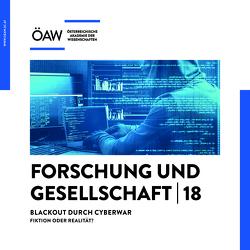 Blackout durch Cyberwar von Wissenschaften,  Österreichische Akademie der