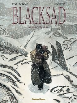 Blacksad 2: Arctic Nation von Canales,  Juan Díaz, Guarnido,  Juanjo