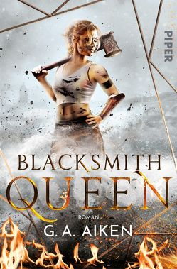 Blacksmith Queen von Aiken,  G. A., Link,  Michaela