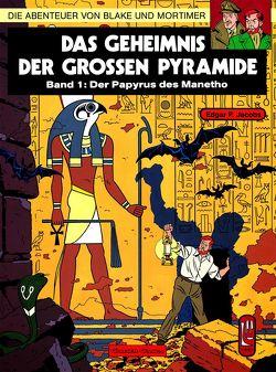 Blake & Mortimer 1: Das Geheimnis der großen Pyramide von Jacobs,  Edgar-Pierre