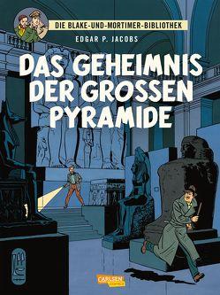 Blake und Mortimer Bibliothek 2: Das Geheimnis der großen Pyramide von Jacobs,  Edgar-Pierre