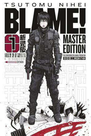 BLAME! Master Edition 1 von Nihei,  Tsutomu, Wetherell,  Janine