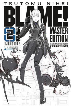 BLAME! Master Edition 2 von Nihei,  Tsutomu, Wetherell,  Janine