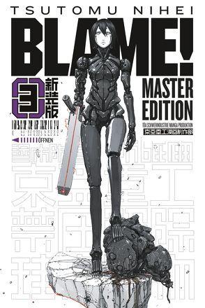 BLAME! Master Edition 3 von Nihei,  Tsutomu, Wetherell,  Janine