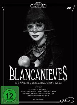 Blancanieves – Ein Märchen von Schwarz und Weiss – DVD von Berger,  Pablo