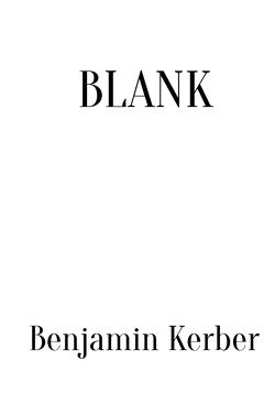 BLANK von Kerber,  Benjamin