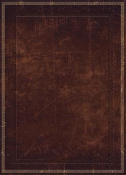 Blank Book braun (klein)