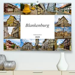 Blankenburg Impressionen (Premium, hochwertiger DIN A2 Wandkalender 2020, Kunstdruck in Hochglanz) von Meutzner,  Dirk