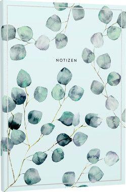 """Blanko Notizbuch """"Pets & Plants"""" 04"""