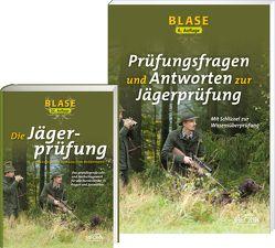 BLASE – Die Jägerprüfung 32. Aufl. + BLASE – Prüfungsfragen und Antworten zur Jägerprüfung 6. Aufl. von Edition Jafona im Quelle & Meyer Verlag
