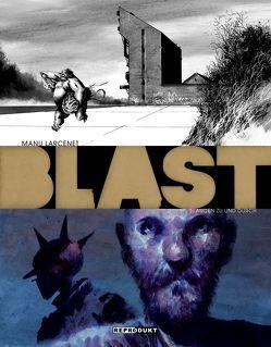 Blast 3 – Augen zu und durch von Larcenet,  Manu, Pröfrock,  Ulrich