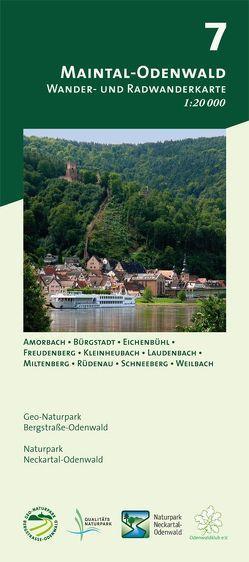 Blatt 7, Maintal-Odenwald