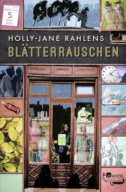 Blätterrauschen von Rahlens,  Holly-Jane, Timmermann,  Klaus, Wasel,  Ulrike