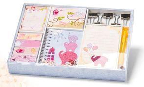 Blattgeflüster Schreib- und Notizsticker-Set