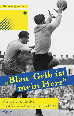"""""""Blau-Gelb ist mein Herz"""" von Alexander,  Juraske"""