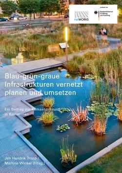 Blau-grün-graue Infrastrukturen vernetzt planen und umsetzen von Trapp,  Jan Hendrik, Winker,  Martina
