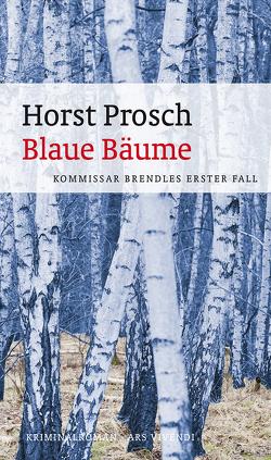 Blaue Bäume von Prosch,  Horst