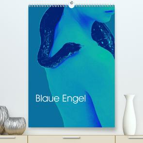 Blaue Engel (Premium, hochwertiger DIN A2 Wandkalender 2020, Kunstdruck in Hochglanz) von Winter,  Eike