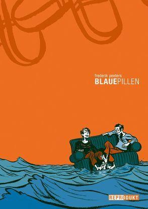 Blaue Pillen von Peeters,  Frederik, Wilksen,  Kai
