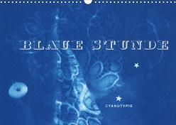 Blaue Stunde – Cyanotypie (Wandkalender 2020 DIN A3 quer) von Perl [INSKOPIA],  Inka
