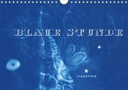Blaue Stunde – Cyanotypie (Wandkalender 2020 DIN A4 quer) von Perl [INSKOPIA],  Inka